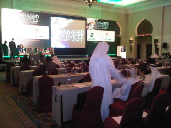 Managed Services for Emerging Markets - Dubai 2012