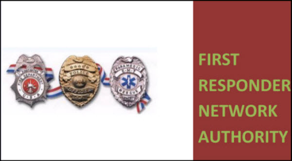 First Responder Network Authority logo