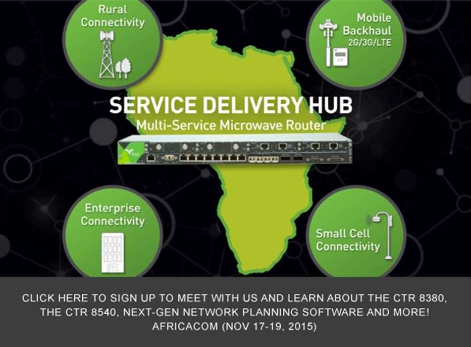 Aviat-Networks-Demos-CTR-8380-at-AfricaCom-17-19-November-2015