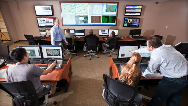 Aviat Corporate Network Operations Center (NOC)