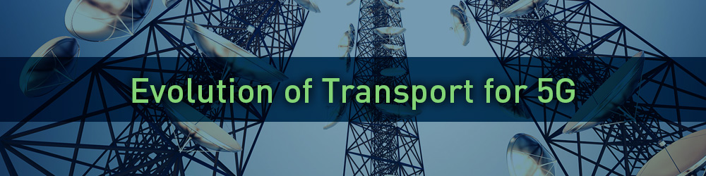Evolution of Transport for 5G
