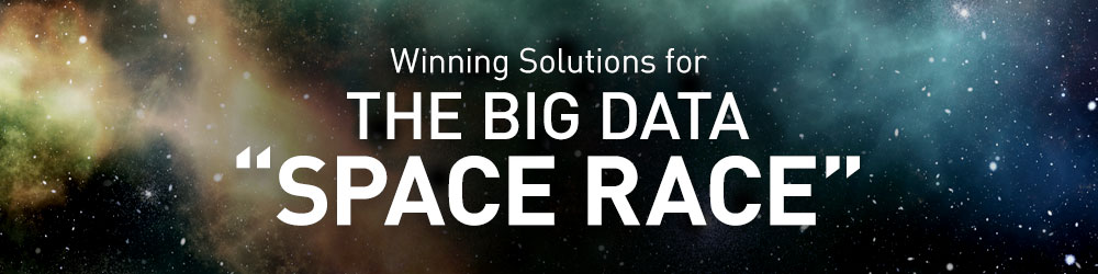 "Winning solutions for the Big Data ""Space Race"""