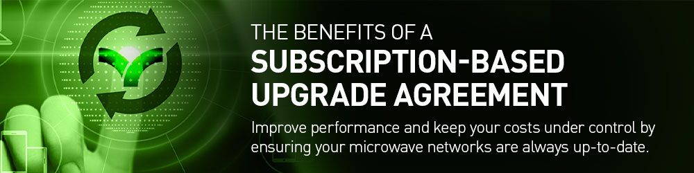 The Benefits of a Subscription-Based Upgrade Agreement