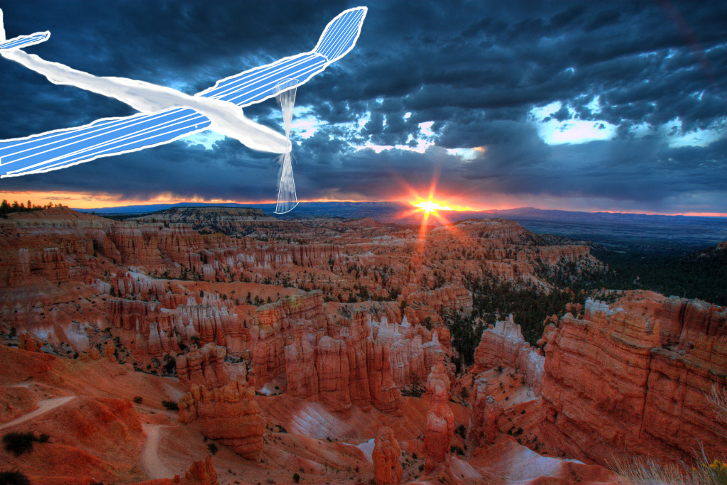 Google using Titan drones to get rural communities on the Internet is just loopy. Photo credit: singlesoliloquy / Foter / Creative Commons Attribution-NonCommercial-ShareAlike 2.0 Generic (CC BY-NC-SA 2.0)