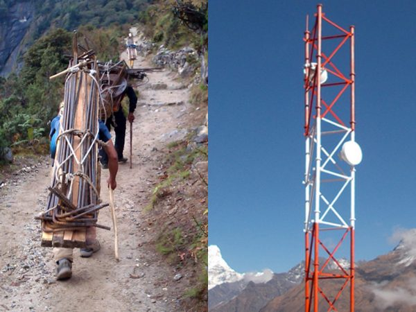 Aviat Helps Enhance Voice and Data for Ncell in the Himalayas